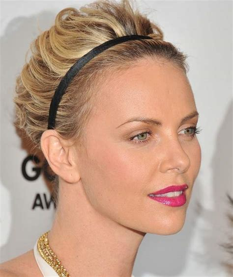 hairstyles with headbands for older women short hairstyles with headbands elle hairstyles