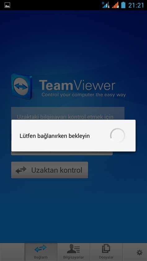 teamviewer android programsepetimiz teamviewer ın android uygulaması ile bilgisayara nasıl bağlanılır