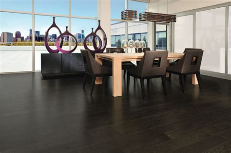 Modern Livingroom Furniture red oak graphite dining room luminous dining room