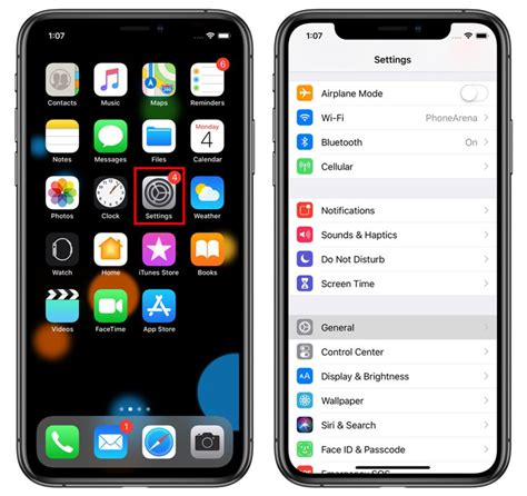 how to enable and disable auto brightness on iphone xs max and xr phonearena