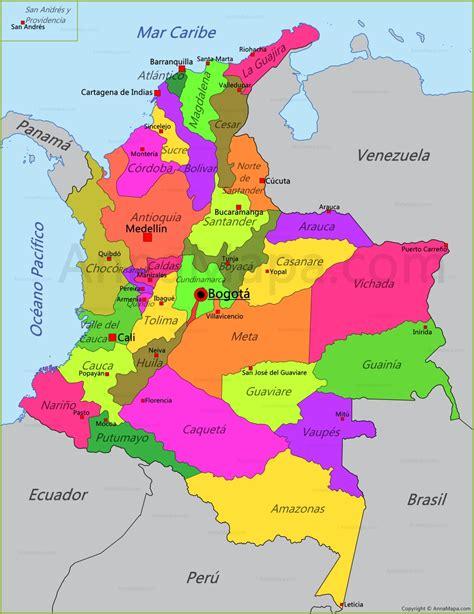 imagenes satelitales de colombia mapa de colombia annamapa com