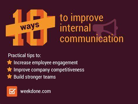10 ways to improve communication