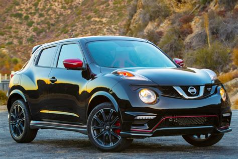 nissan juke nismo 2017 nissan s subcompact juke crossover gets sportier with the