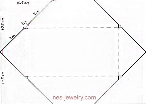 how to make an envelope out of paper paper envelope for gift do it yourself selected israel handmade jewelry designs