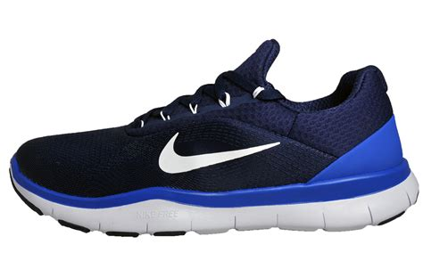 Nike Free Trainer V7 nike free trainer v7 mens running shoes fitness trainers navy new 2017