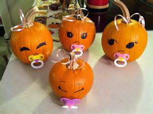 october baby shower ideas