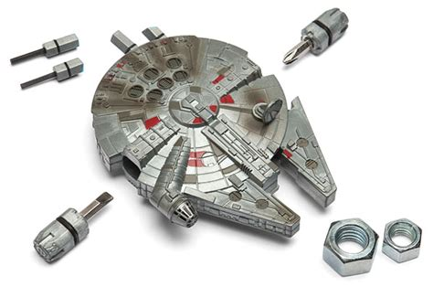 largest multi tool wars millennium falcon multi tool kit exclusive