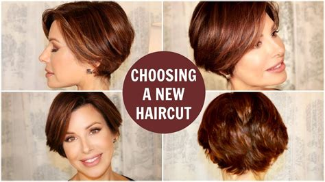 How I Choose New Hairstyles   YouTube