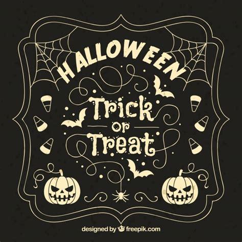 imagenes halloween truco o trato escritura de halloween de truco o trato descargar