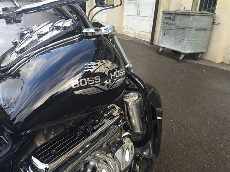 Boss Hoss Motorrad Ersatzteile by Motorrad Occasion Kaufen Boss Hoss Spezial Bhc 3 Zz4 Breu