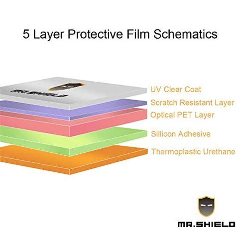 M Shield Clear Screen Protector Asus Fonepad 7 Fe170cg mr shield for asus zenfone 2e 5 0 inch premium clear