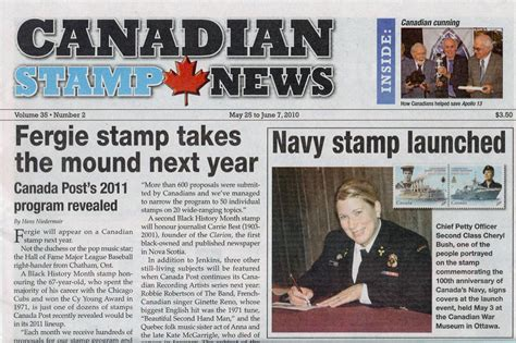 Canadas National Newspaper by Did You Forget That Canada Is A Maritime Nation