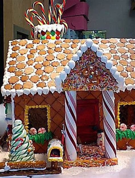 best gingerbread house the best gingerbread houses you have ever seen candy cane lane goodtoknow
