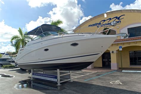 rinker boat water heater used 2012 rinker 260 ec express cruiser boat for sale in