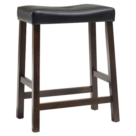 saddle seat stool 24 upholstered saddle seat bar stool with 24 inch seat height