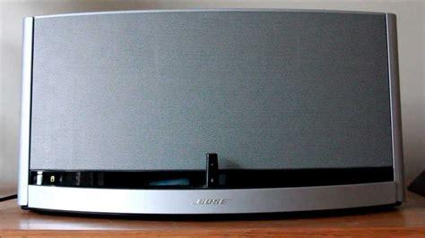 bose sound deck bose sounddock 10 bluetooth digital system review