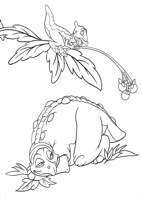 coloring book land the land before time coloring pages thelandbeforetime org