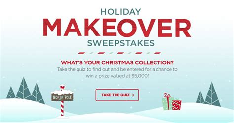 february sweeps 2017 michaels holiday makeover sweepstakes 2017 dates prizes