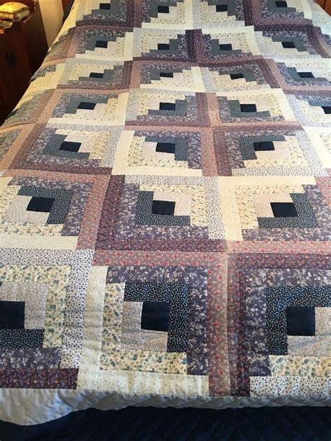 log cabin quilts ideas  pinterest log cabin quilt pattern log cabin patchwork