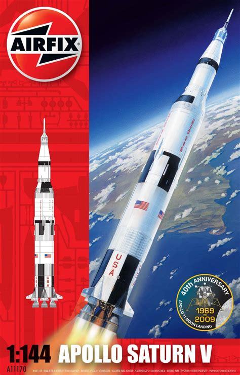 apollo saturn v model airfix 1511170 apollo saturn v 1 144 bausatz modell rakete