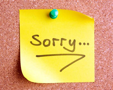 7 Ways To Say Im Sorry by How To Apologize The Right Way Five Secrets To Saying I M