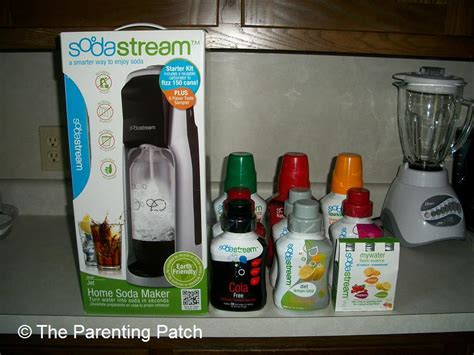 sodastream home soda maker review your own soda is