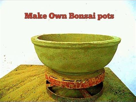create your own bonsai 17 best images about planters on gardens concrete planters and plaster cast
