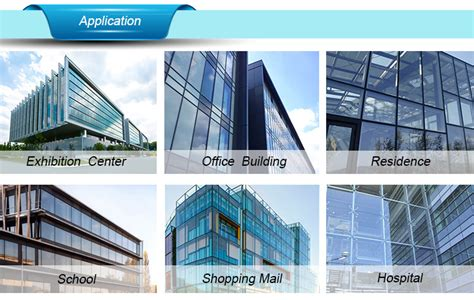 difference between structural glazing and curtain wall hidden frame glass curtain wall with low e double glazing