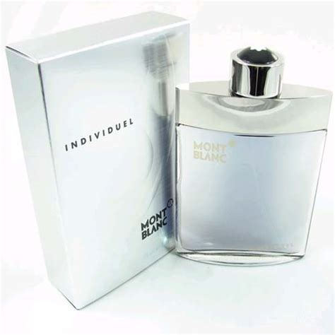 Parfum Montblanc Individuel individuel by mont blanc for cologne fragancias