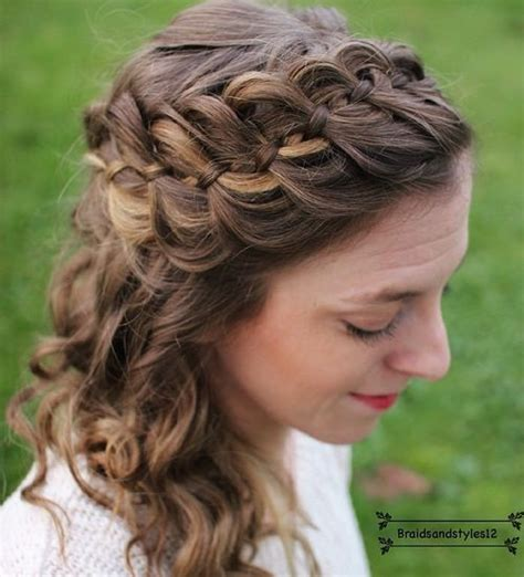 Hairstyles With Headband by 40 And Comfortable Braided Headband Hairstyles