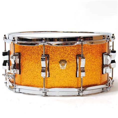 gold drum ludwig classic maple 14 quot x 6 5 quot gold sparkle 171 snare drum
