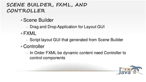 layout fxml java javafx presentation