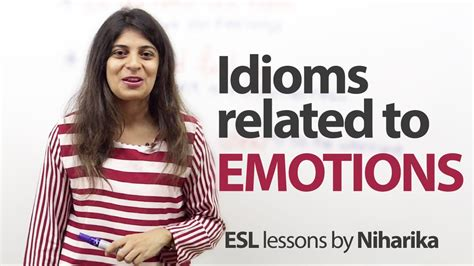 Related Video | idioms related to emotions free english lesson youtube