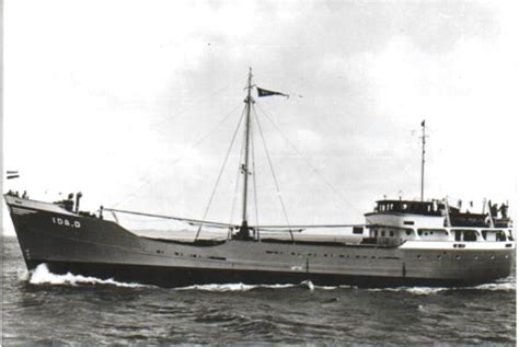 scheepvaart noordzee volgen scheepvaart van gerrit ida d