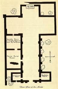 alamo floor plan 1836 johnwayne thealamo com view topic questions about the