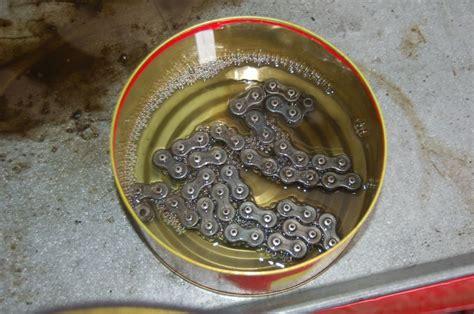 cadena de moto limpieza cadenas de moto lamaneta