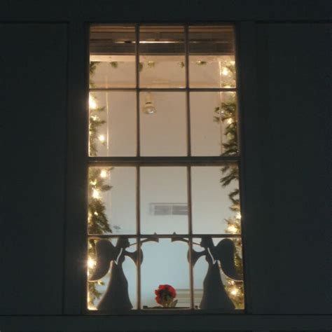 upright window wall decoration