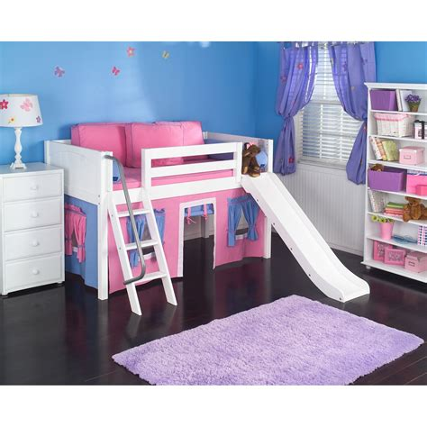 Bunk Beds Los Angeles Bunk Beds With Slide For Loft Bunk Bed With Slide Traditional Beds Los Angeles By
