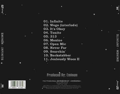 eminem infinite lyrics eminem quot infinite quot album art lyrics genius lyrics