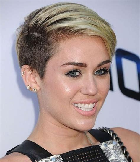 whats miley cyrus pixie cut called 20 ideas of miley cyrus short hairstyles