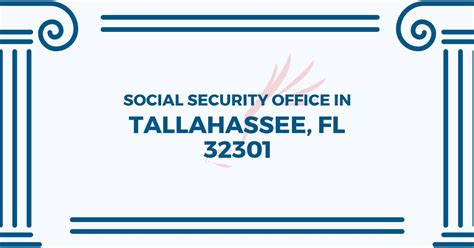Tallahassee Social Security Office by Social Security Office In Tallahassee Tallahassee Social
