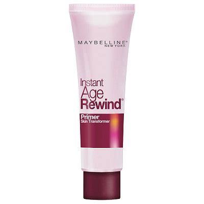 Makeup Primer Maybelline maybelline instant age rewind primer skin transformer