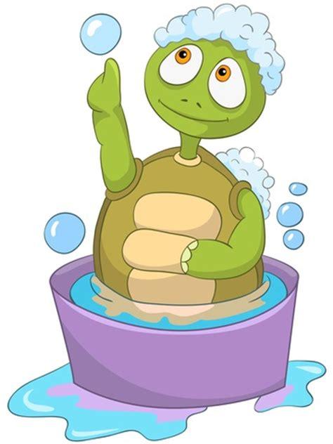 turtle in bathtub tiny tim