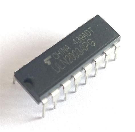 Ic Uln2003a Uln2003 Sop 16 7 Transistor Darlington Arra Berkualitas ic uln2003 pin diagram features equivalents datasheet