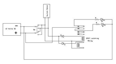 dpdt on toggle switch wiring diagram get free dpdt