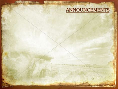 powerpoint templates for announcements resurrection easter church announcement backgrounds