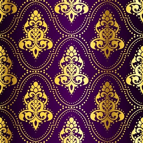 pattern background fabric fabric pattern vector ornate background 1 free vector in