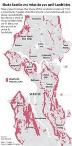 seattle earthquake map corrections to the new yorker earthquake story wallyhood