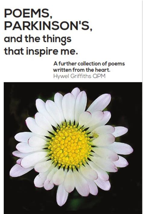 8 Things That Really Inspire Me poems parkinson s and the things that inspire me