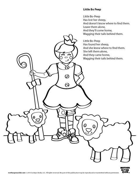coloring pages little bo peep live speakaboos worksheets
